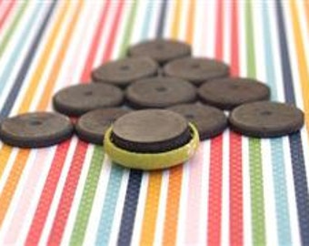 10 x 20mm Magnets for Buttons