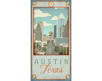 Austin Texas Congress Avenue