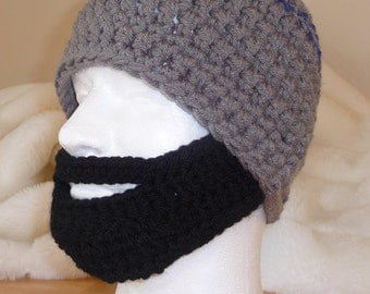 Ready to Ship - Mens Beard Hat