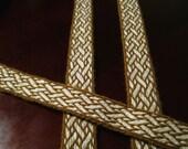 MADE TO ORDER Birka Strapwork Pattern Tablet Card Weaving Band