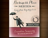 Business Plan Workbook - 5 Target Market Worksheets - Home Businesses Planner Small Business Startup Etsy Success Guide Consultation