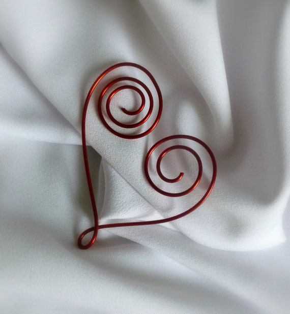 Items similar to valentine wall decor heart shaped for Heart shaped decorations home