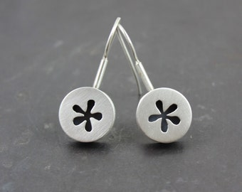 Splat Earrings