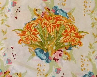 Lilly Belle collection - Lilly Bouquet Light (LB-2108)  Art Gallery Fabric - 1 yard