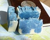 Black For Men Type Soap, Men's Soap, Blue Soap