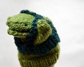 "handpuppet ""TURTLE"" knitting pattern PDF"