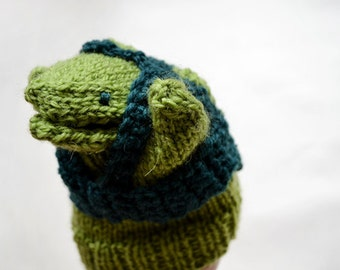 Knit turtle toy Etsy