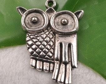 Owl Charms NEW (2)  BD207