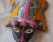 Vintage Oaxacan Folk Art Animal