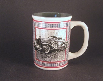 Enesco Mug, Houndstooth and Very Gatsby for Father's Day