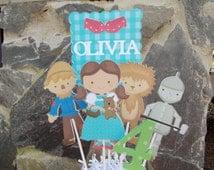 Custom Wizard Of Oz Centerpiece/Cake Topper