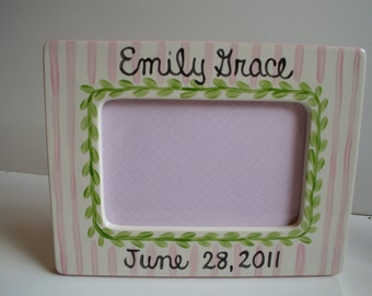 Personalized 4 x 6  Frame