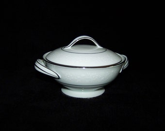 Noritake Sugar Bowl Buckingham China Sugar Bowl Noritake China Sugar Bowl