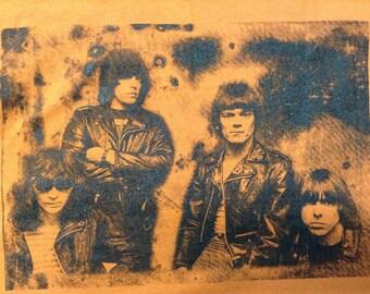 Punk legends  The Ramones