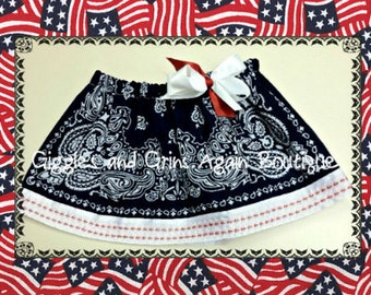 Yankee Doodle Dandy Twirl Skirt, Memorial Day Twirl Skirt, 4th of July Twirl Skirt, Girls Twirl Skirt, Twirl Skirt, Patriotic Twirl Skirt