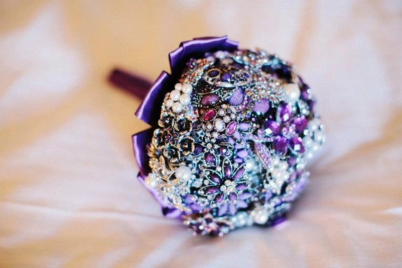 Brooch Bridal Bouquets