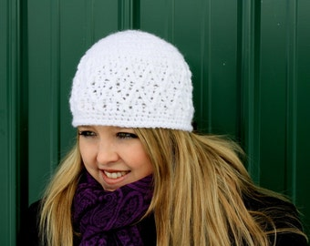 SALE PRICED!!! Women/Girls Crocheted Hat/Ready to ship