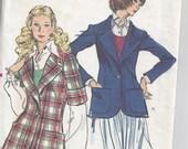 Vogue 8473  Jacket  Size 14(on sale)