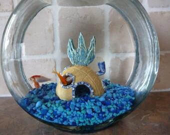 Enchanted Spongebob Undersea Pineapple