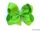 Girls hair bows, Large Boutique hair bow, girls hair bow, custom colors, girls, baby, toddler bow