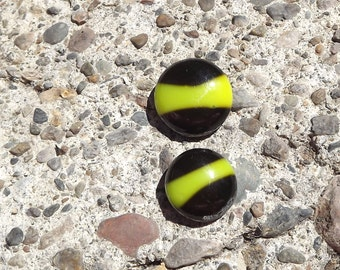 Fused Glass Magnet Set