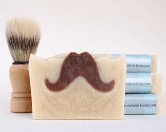 Shaving Soap, All Natural Soap, Shaving Bar, Shaving Soap, Handmade Soap, Vegan Soap