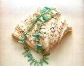 Caribbean-Blue-Amazonite-Pearl-Stick-Necklace