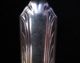 Tell a Biker You Love Them-Vintage Silverplate Gremlin Bell