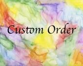 Custom Listing for Meela Aljaafreh