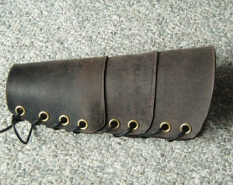 Medieval Celtic Viking Men-at-Arms Bracers for Women