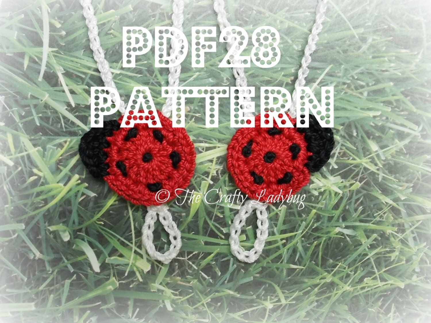Ladybug barefoot sandals crochet pattern for babies and zoom bankloansurffo Choice Image