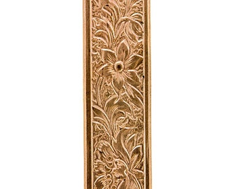 Flower Patterned Copper Wire 3 Foot Package 6mm Wide