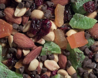 Trail mix Dried Fruit Lovers Blend 1Lb bag , Trail Mix Nuts and fruit ENERGY MIX