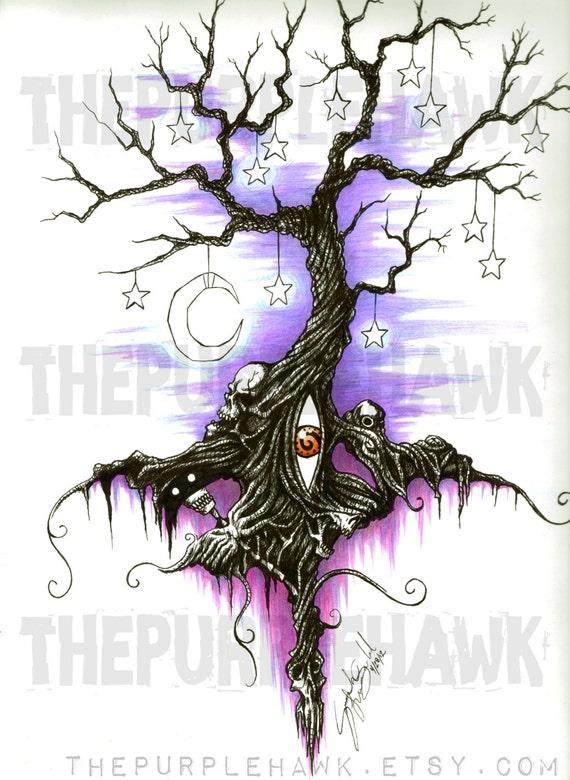 Gothic Tree Drawings For gothic tree drawings.