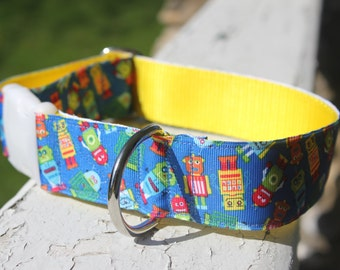 "The Dew-bot 1.5"" Buckle Collar"