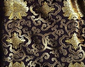 100x90cm.Fabric brocade . You can order fabric samples by the numbers 1 to 5 (top to bottom)