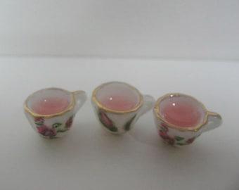 Dollhouse Miniature Afternoon Tea