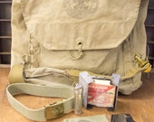 Vintage Boy Scouts of America Backpack and Accessories