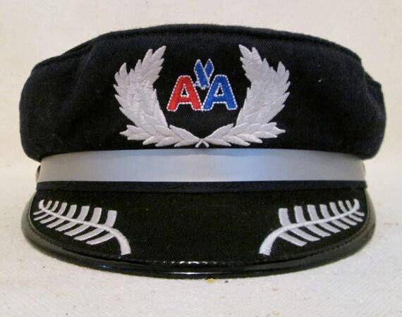 American Airlines Pilot Hat