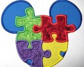 Mr. & Mrs. Mouse Autism Infant-Toddler T-Shirt