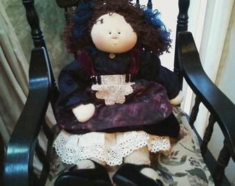 SALE Little Souls Doll by Gretchen Wilson
