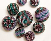Tutorial - Beaded beads