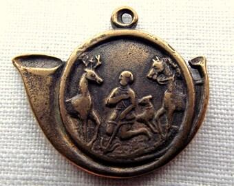 Bronze St. Hubert Medal
