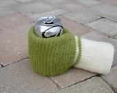 PATTERN Felted Beer Mitten Knitting Pattern