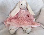 Sweet PInk Bunny Girl Doll