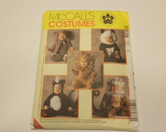 size 4 Mc Calls costume pattern (HR10)