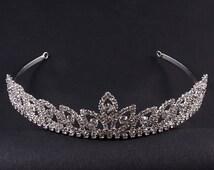 Tiara Crown Bridal or Sweet 16