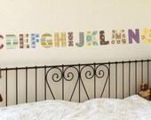 Alphabet Arts Childrens Wall Decal