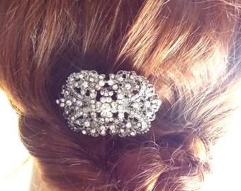 Victorian Style Hair Comb. Wedding, Bridal, Bridesmaids.