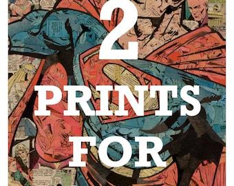 Any 2 Prints 11x17